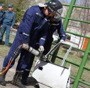 Гидравлический аварийно-спасательный инструмент