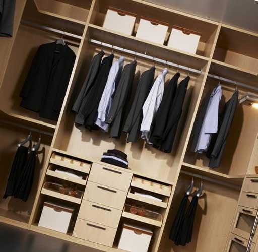 Мебель для хранения одежды