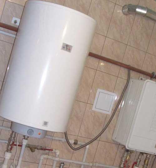Как правильно подключить водонагреватель?