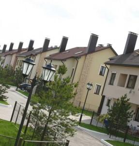 проект строительства коттеджного поселка