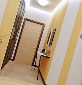 ремонт узкого коридора в квартире
