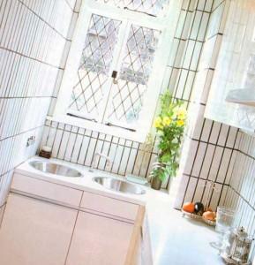 Как сделать маленькую кухню просторнее