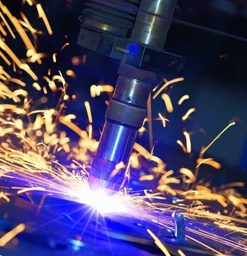 Оборудование для плазменной резки металла