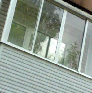 тип остекления балкона