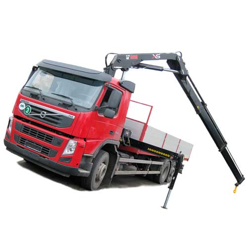 Перевозка грузов манипулятором