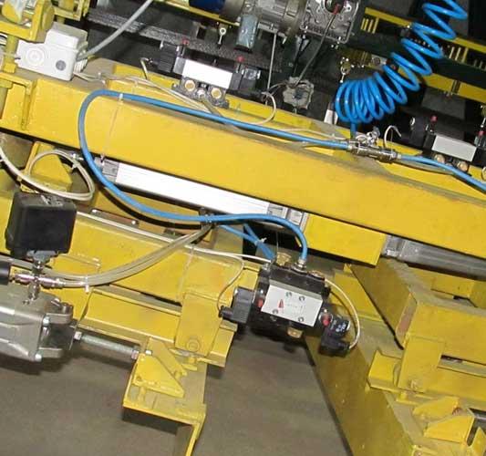 Автомат-садчик на основе роботизированной системы