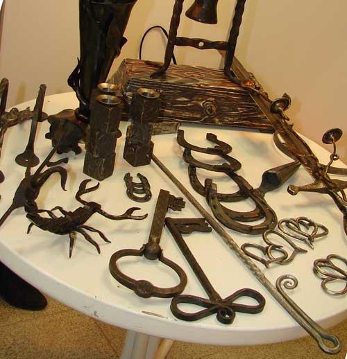 Оборудование для художественной ковки металла