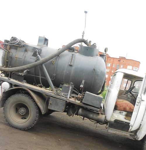 Избавление от жидких отходов: на помощь приходит илосос