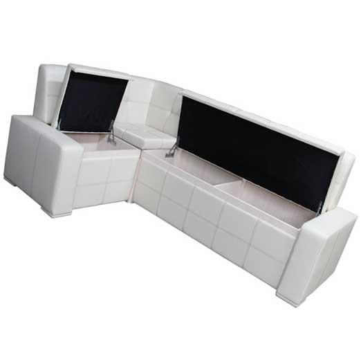 По каким критериям лучше выбирать кухонные диваны?
