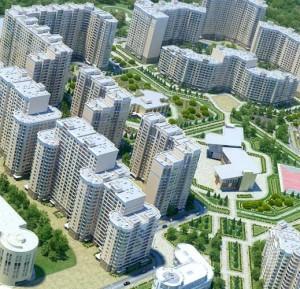 новые жилищные комплексы Москвы