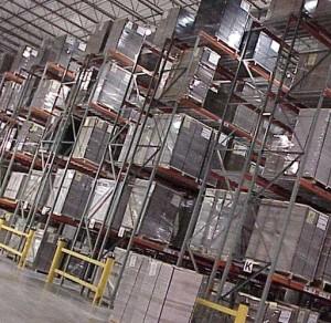 ремонт складского помещения
