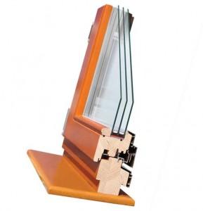 недорогие деревянные окна для дачи