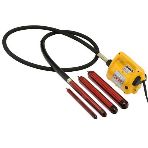 Глубинный вибратор: важная составляющая строительных работ