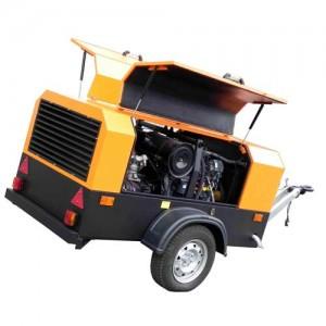 компрессор для дорожных работ