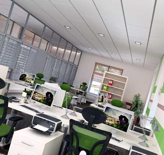 Стоимость ремонта офисного помещения