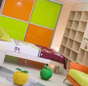 Выбор шкафа-купе для детской комнаты