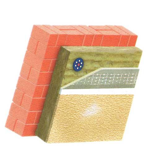 Теплоизоляция стен загородного дома