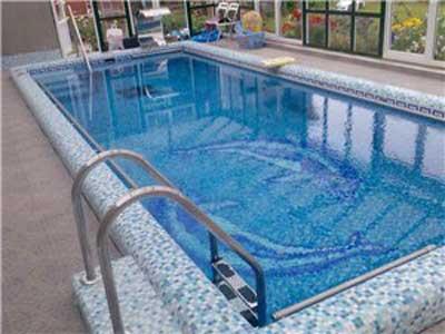 Как сделать бассейн в доме?