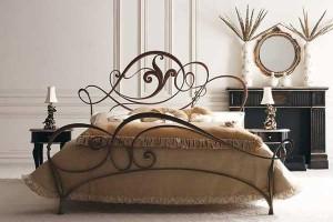 Особенности кованой мебели для дома