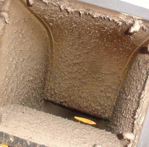 Очистка воздуховодов систем вентиляции