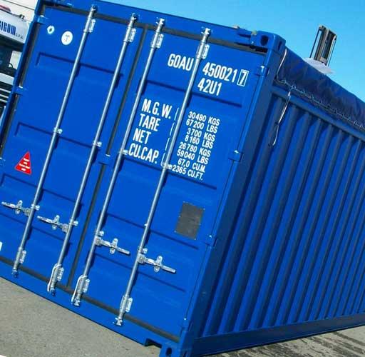 Сколько стоит перевозка контейнера?