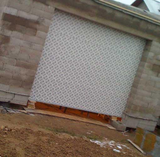 Расчет материалов для строительства гаража