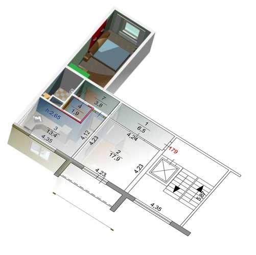 Изготовление технических планов объектов капитального строительства