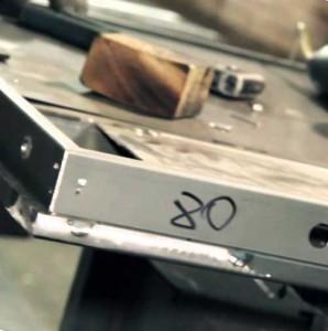оборудование для производства металлических дверей