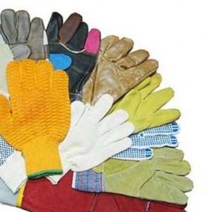 рукавицы для строительных работ
