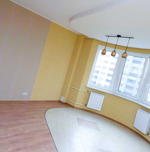 Поэтапный ремонт квартиры в новостройке