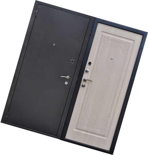 Монтаж сейф дверей