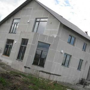монолитный дом из полистиролбетона
