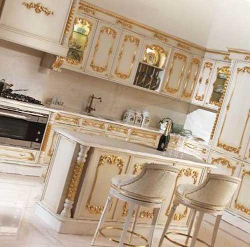 Итальянская мебель для кухни – лучший вариант для радушных владельцев