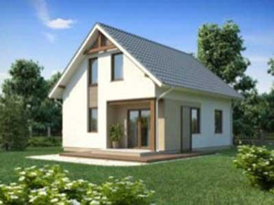 Каркасный дом для дачи – лучший вариант