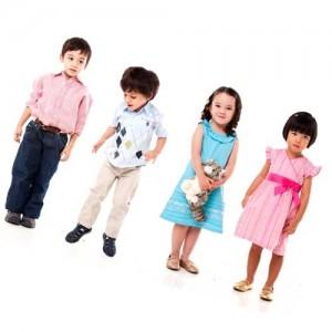 производство одежды для детей
