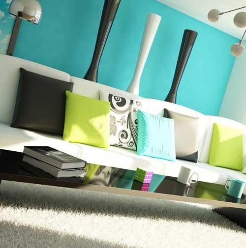 Как создать правильный интерьер в помещении?