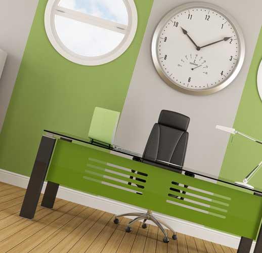 Часы – функциональная деталь и важное дополнение интерьера