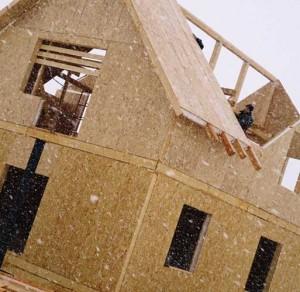 цена дома из ОСБ панелей