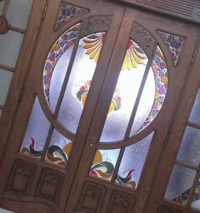 Двери в стиле модерн для вашего интерьера