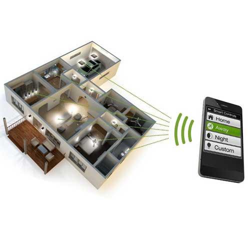 Система автоматического управления домом