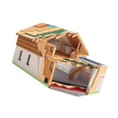 Что нужно знать об утеплении брусового дома