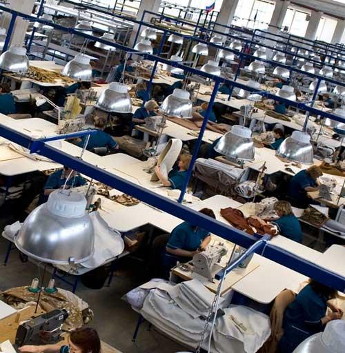 Аренда помещения под швейный цех
