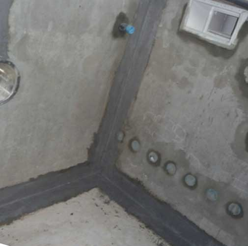 Как самостоятельно выполнить гидроизоляцию стен?