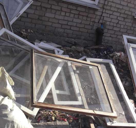 Как осуществить демонтаж старого окна?