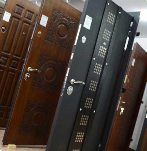 Металлические белорусские входные двери