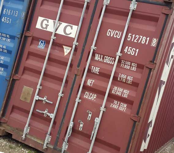 Как перевозят контейнеры?