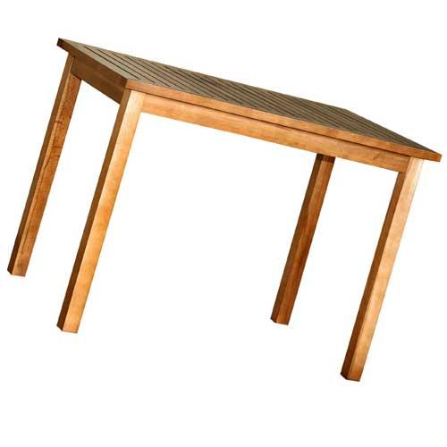 Из чего сделан современный стол?