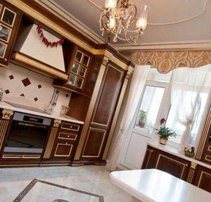 Основные этапы ремонта на кухне