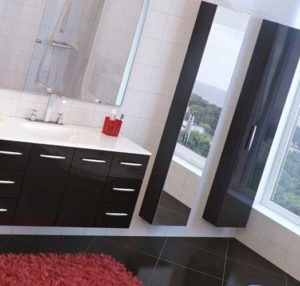 Ошибки при выборе мебели для ванной