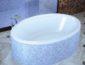 Чем обусловлен спрос на ванны овальной формы?